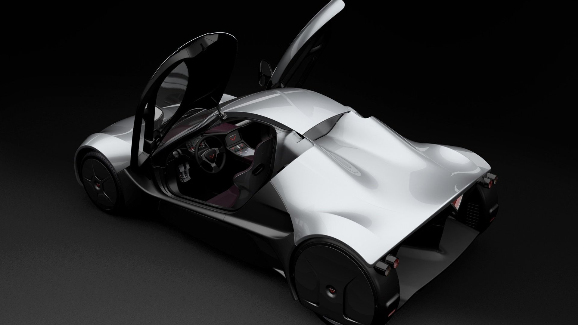 New Venturi Volage Hd Wallpaper Background Image 1920X1080 On This Month