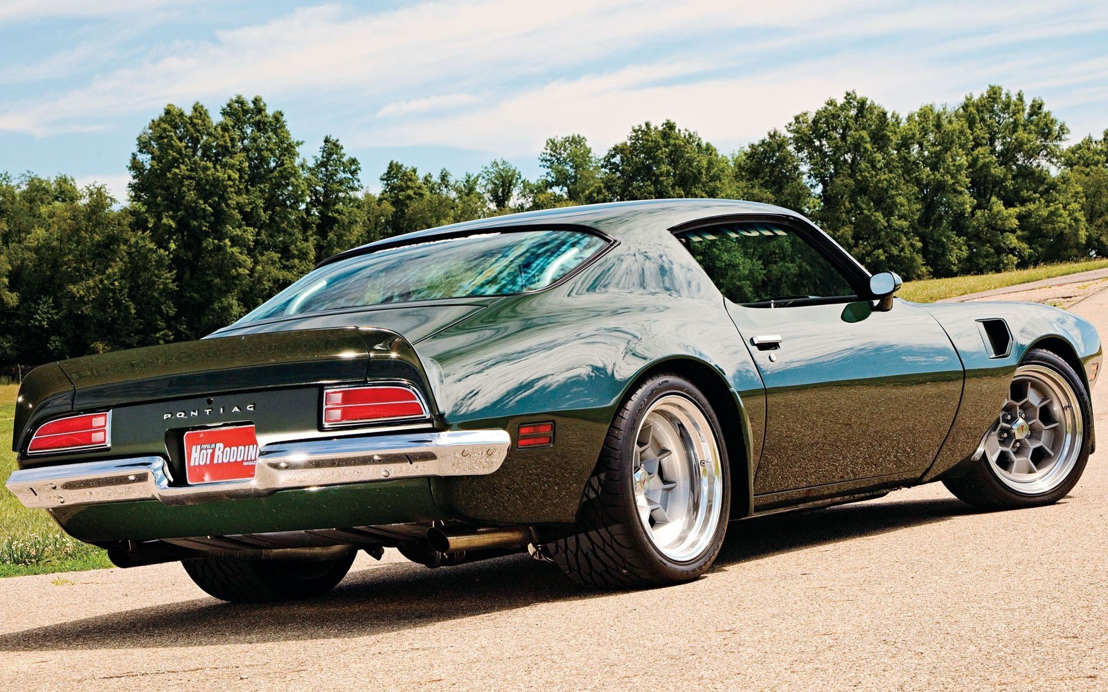 New 1973 Pontiac Trans Am Wallpaper And Background Image On This Month