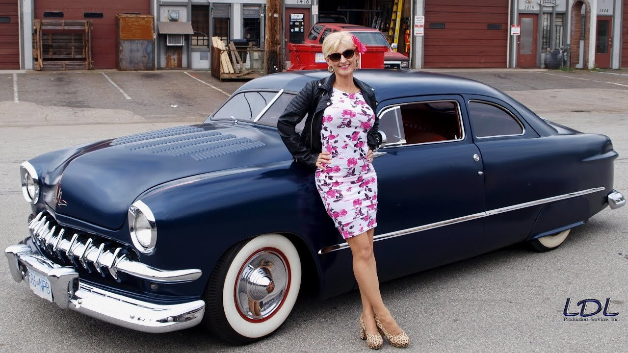 New 1950 Ford Youtube On This Month Original 1024 x 768