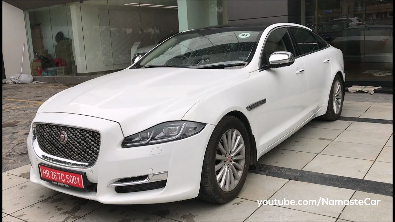 New Jaguar Xj X351 2017 Real Life Review Youtube On This Month