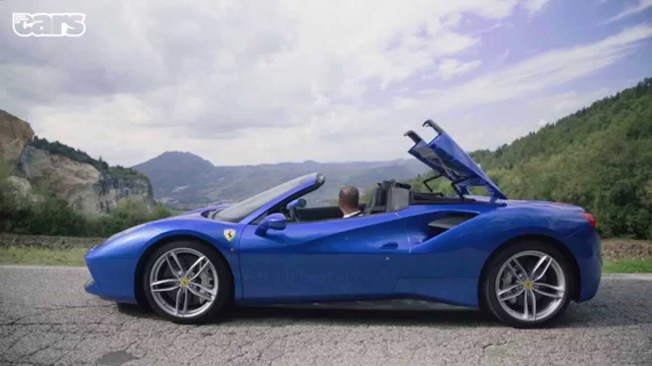 New Chris Harris On Cars Ferrari 488 Spider Youtube On This Month
