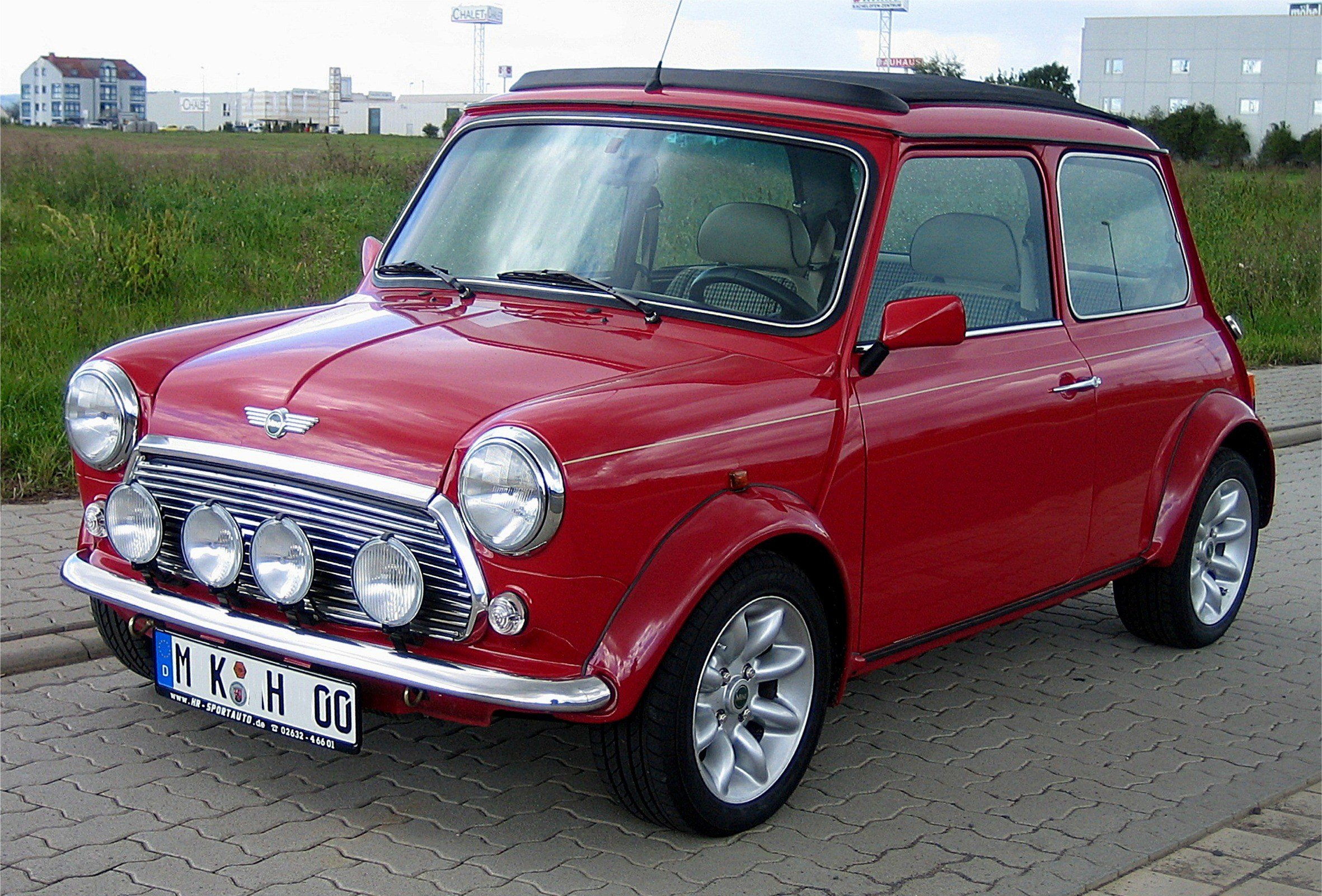 New Mini – Jim On Cars On This Month