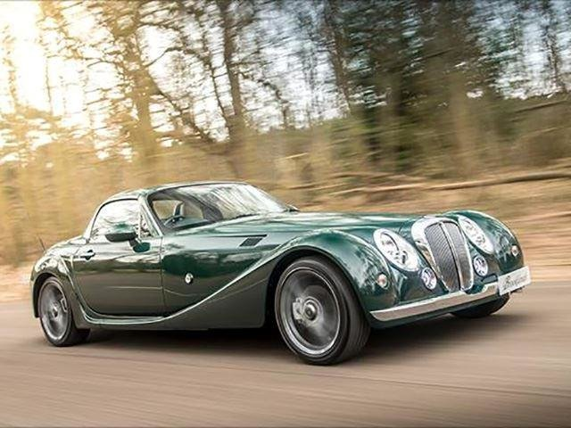 New Mitsuoka Roadster Brooklands Edition The Perfect Way To On This Month