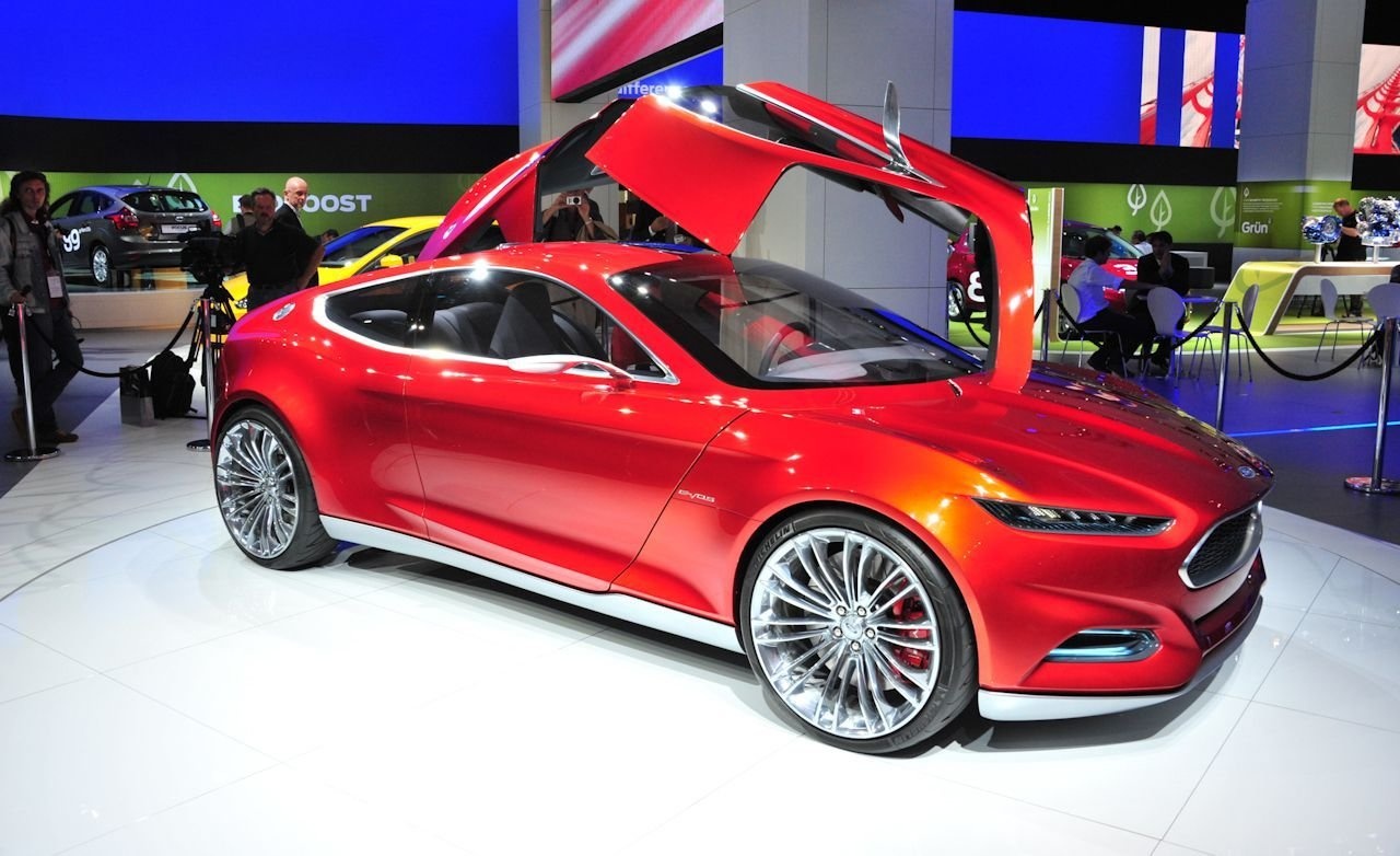 New Ford Evos Concept Photos And Info – News – Car And Driver On This Month