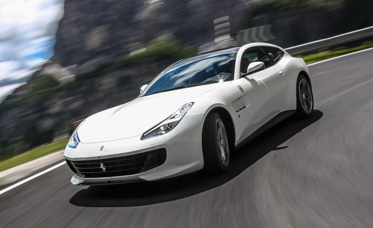New 2018 Ferrari Gtc4Lusso Reviews Ferrari Gtc4Lusso Price On This Month