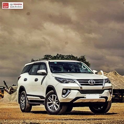New Fortuner 2016 Slim Fender Flare Price Toyota On This Month