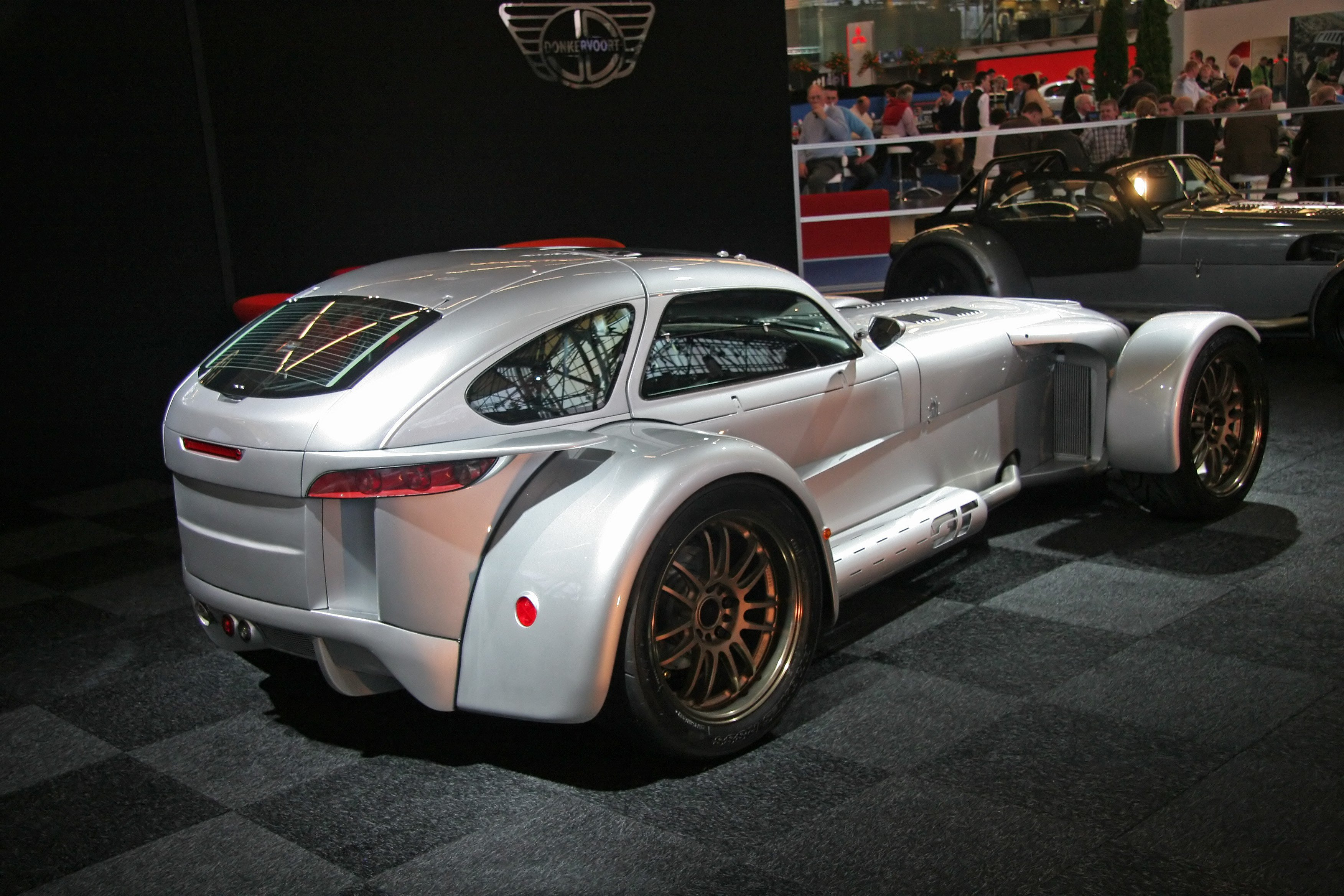 New Topworldauto Photos Of Donkervoort D8 Gt Photo Galleries On This Month