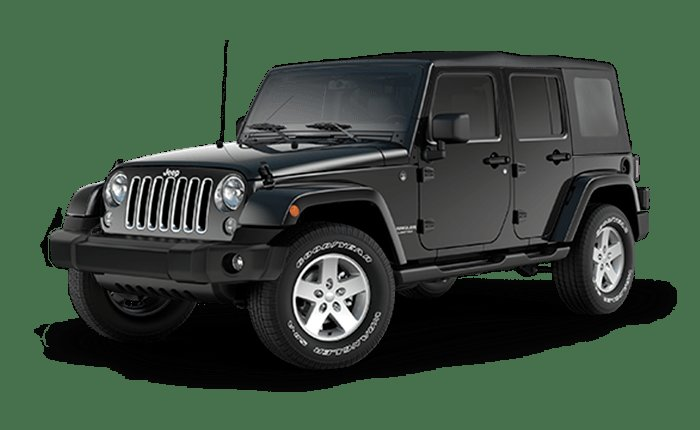 New Jeep Wrangler Unlimited 4X4 Price Features Car On This Month