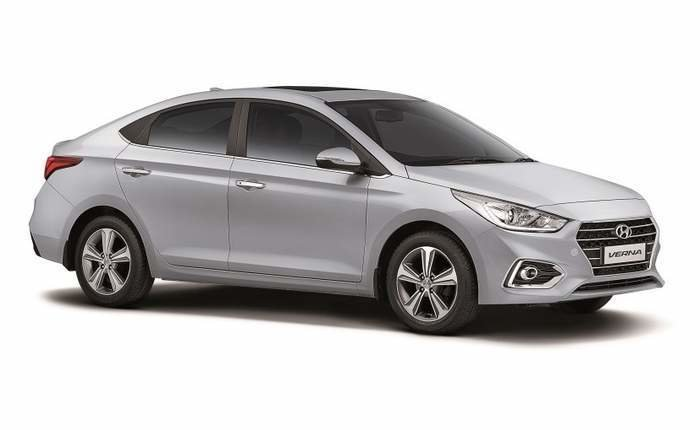 New Hyundai Verna Price In India Images Mileage On This Month