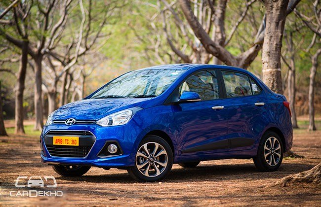 New Hyundai Xcent Facelift What To Expect Life And Style On This Month