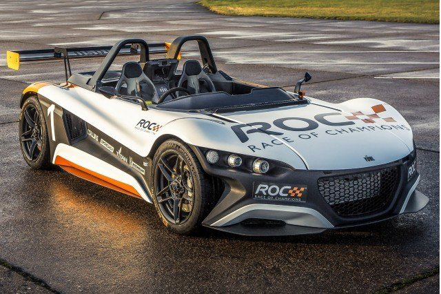 New Race Of Champions Bringing All Manner Of Super Machines To On This Month