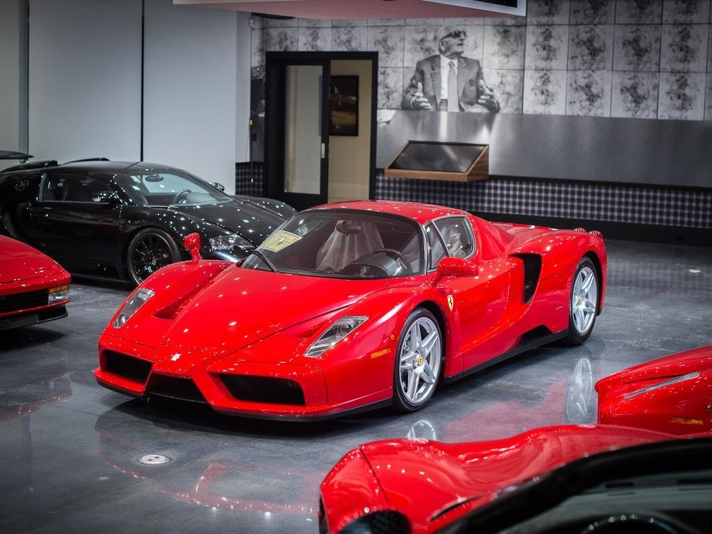 New Used 2003 Ferrari Enzo U S Car For Sale In Derbyshire On This Month