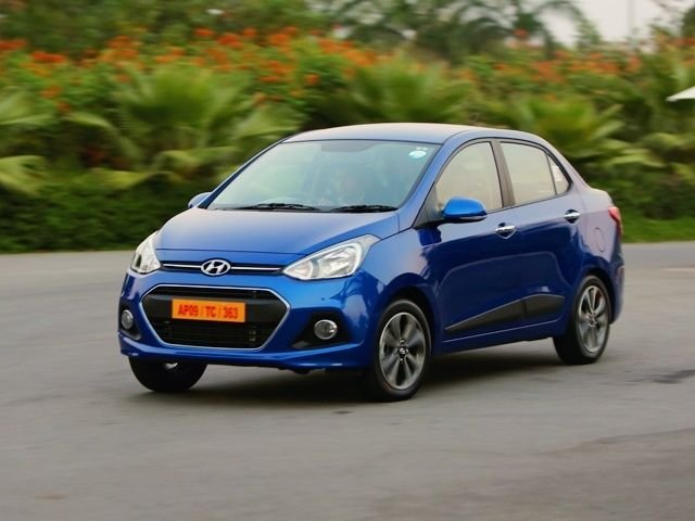 New Hyundai Xcent Price Images Mileage Specs Colours In On This Month