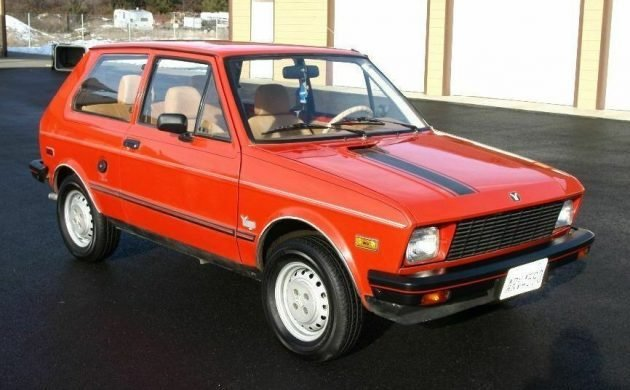 New The Best Worst Car Ever Revisited 1986 Yugo Gv On This Month
