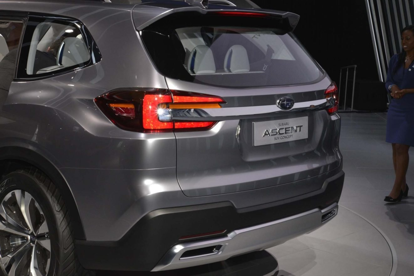 New 2019 Subaru Forester Rear Hd Photo Best Car Release News On This Month
