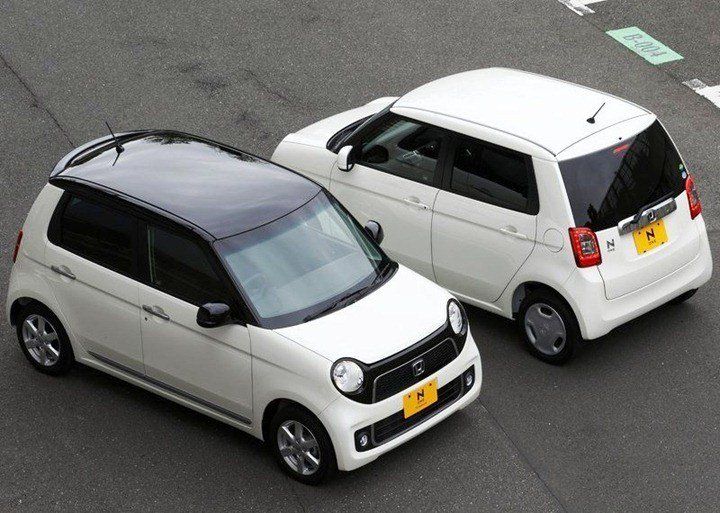 New Honda N One Small Car Launched In Japan Pictures And Details On This Month