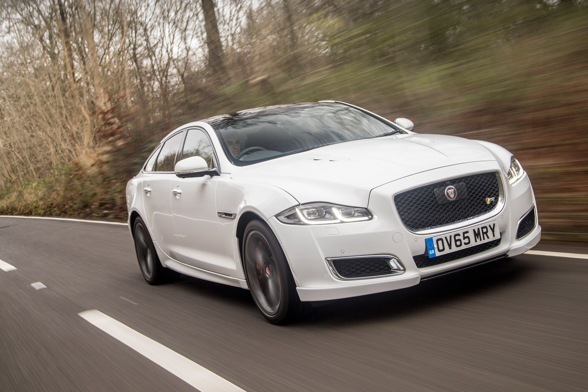 New Jaguar Xjr 2016 Review Auto Express On This Month