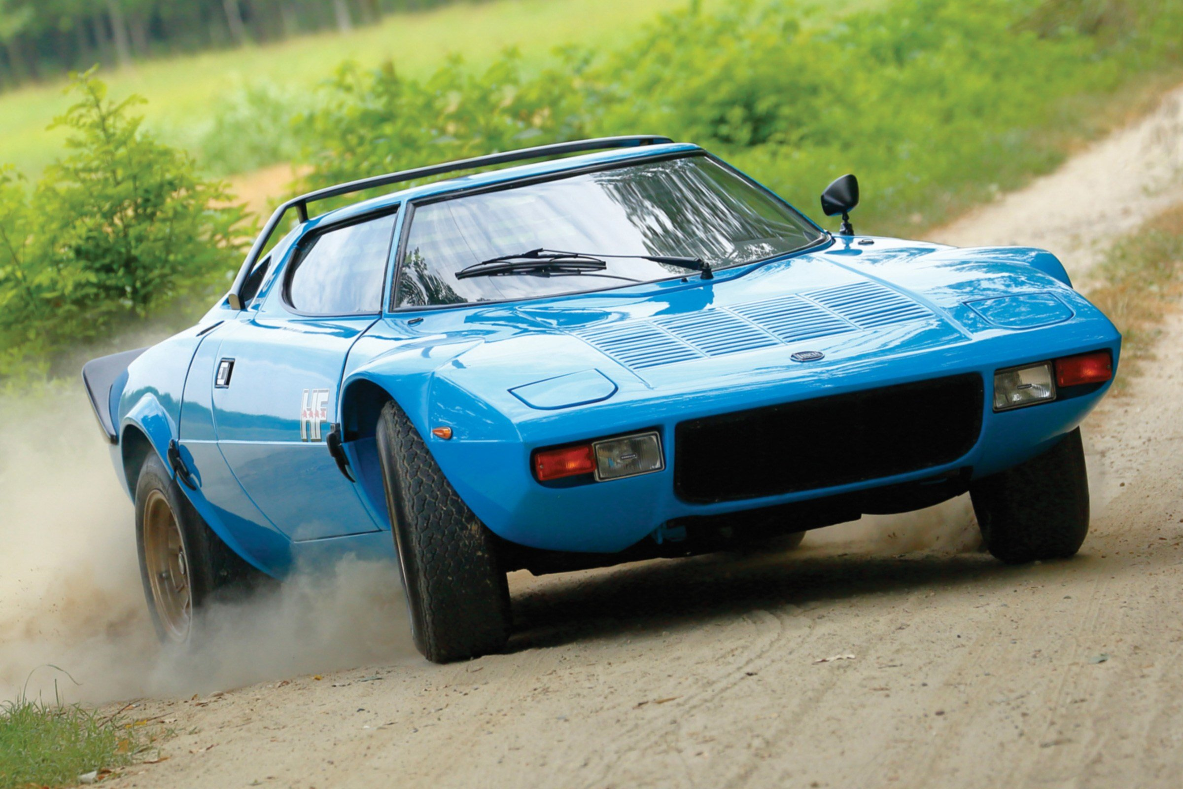 New Lancia Stratos World S Coolest Cars Cool Cars The Top On This Month