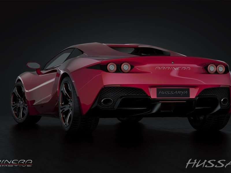 New Cars Supercars Arrinera Hussarya I Wallpaper On This Month