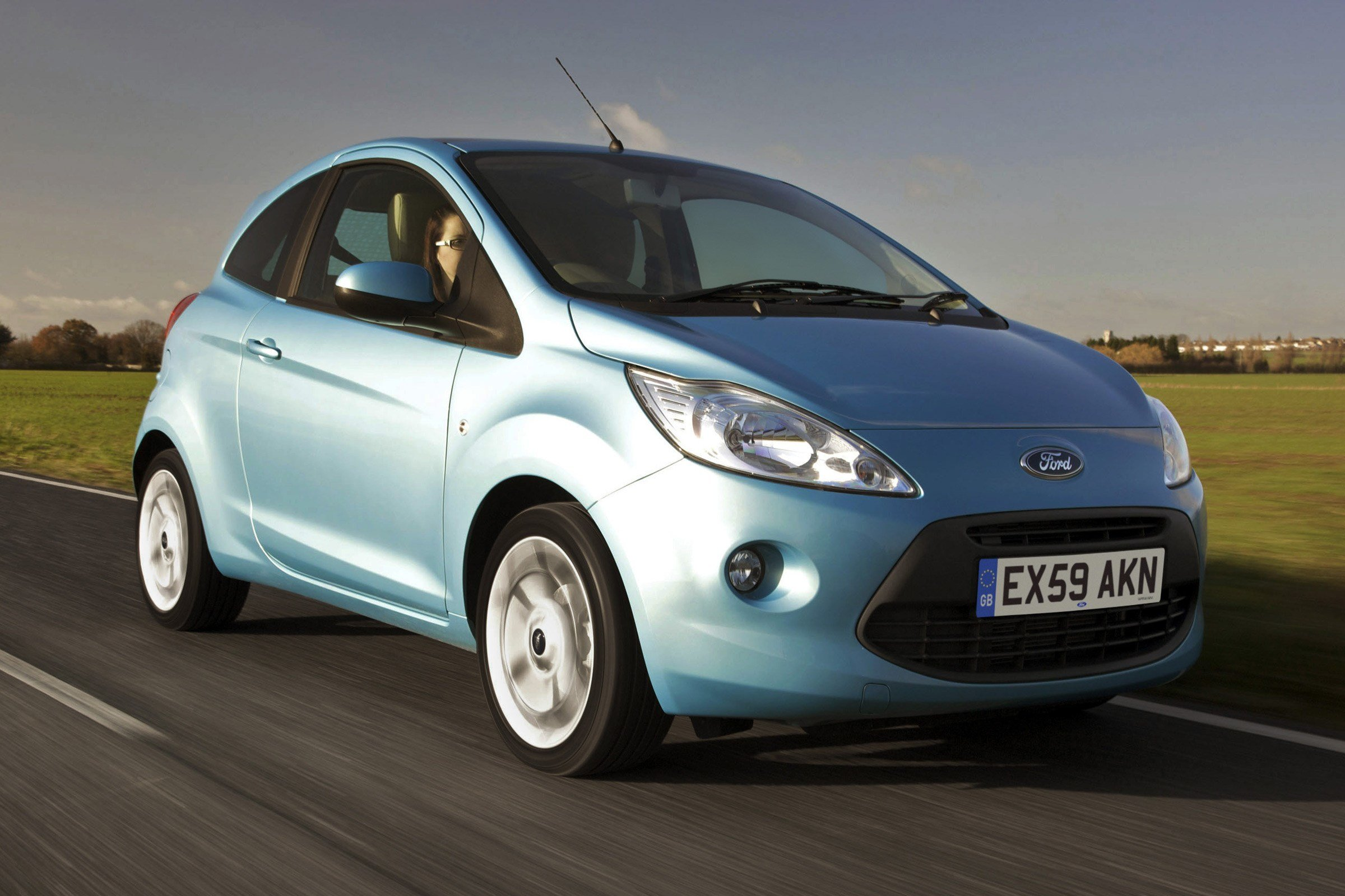 New Ford Ka Hatchback Pictures Carbuyer On This Month