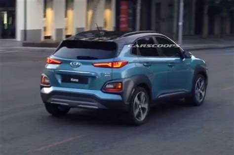New 2018 Hyundai Kona Hd Photo For Android New Autocar Review On This Month