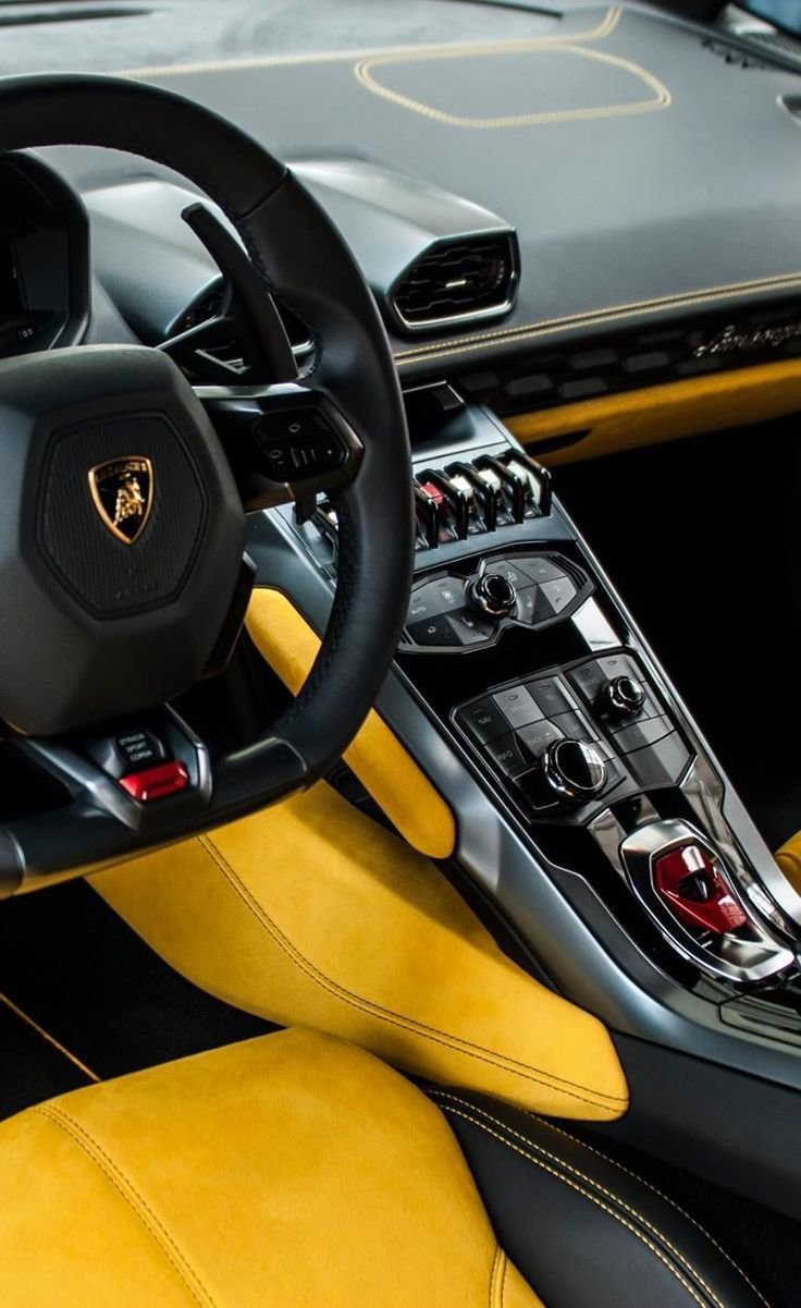 New Aventador Interior The Cockpit Pinterest Nice On This Month