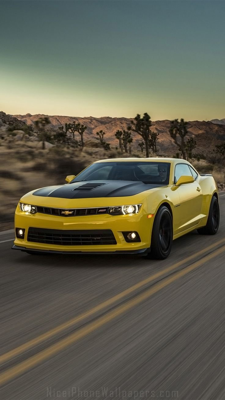 New Chevrolet Camaro Iphone 6 6 Plus Wallpaper Cars Iphone On This Month