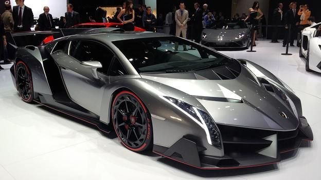 New Lamborghini Veneno All Beast No Bull Birthdays The On This Month
