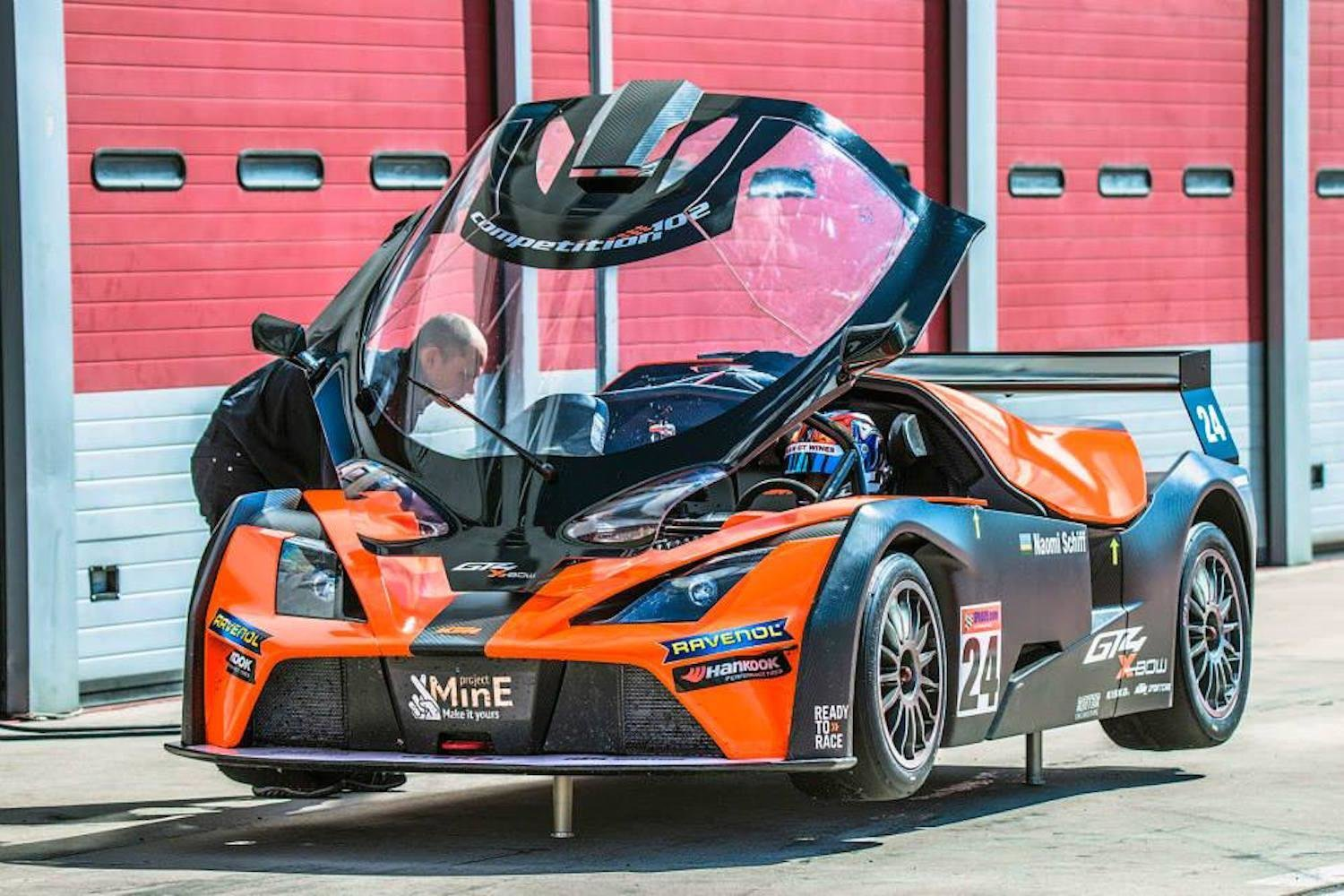 New The Ktm X Bow Gets A Closed Cockpit Gt4 Version For On This Month
