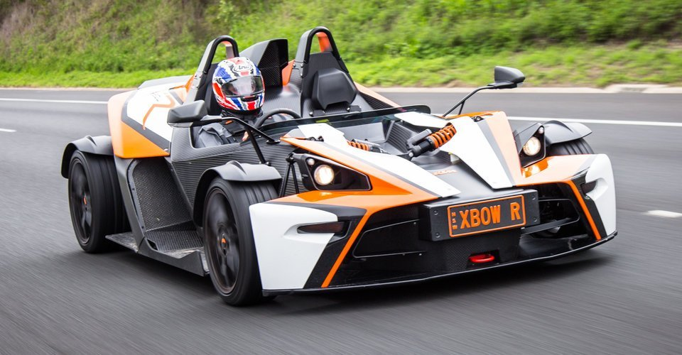 New 2017 Ktm X Bow Review Caradvice On This Month