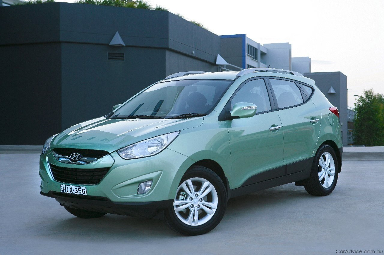 New Hyundai Ix35 Review Photos Caradvice On This Month