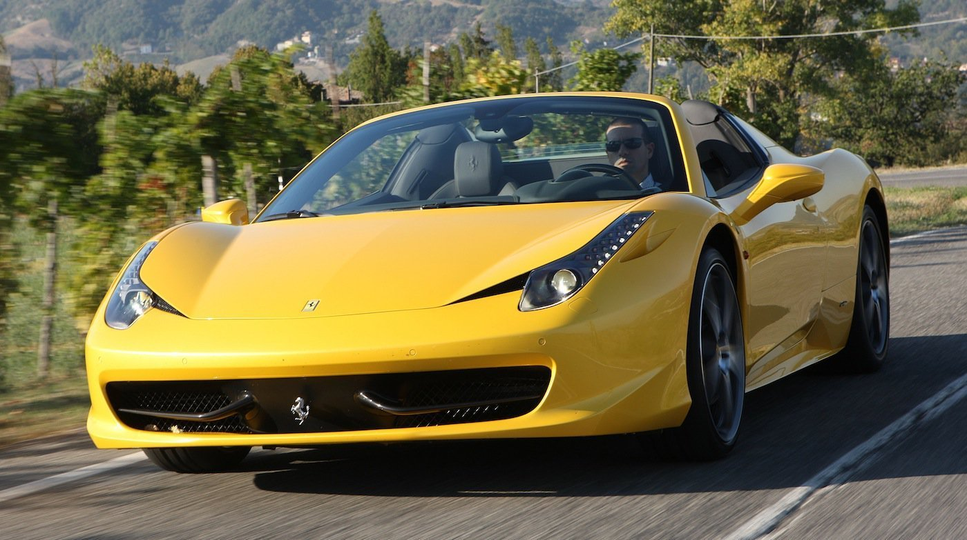 New Ferrari New Cars 2012 Photos Caradvice On This Month