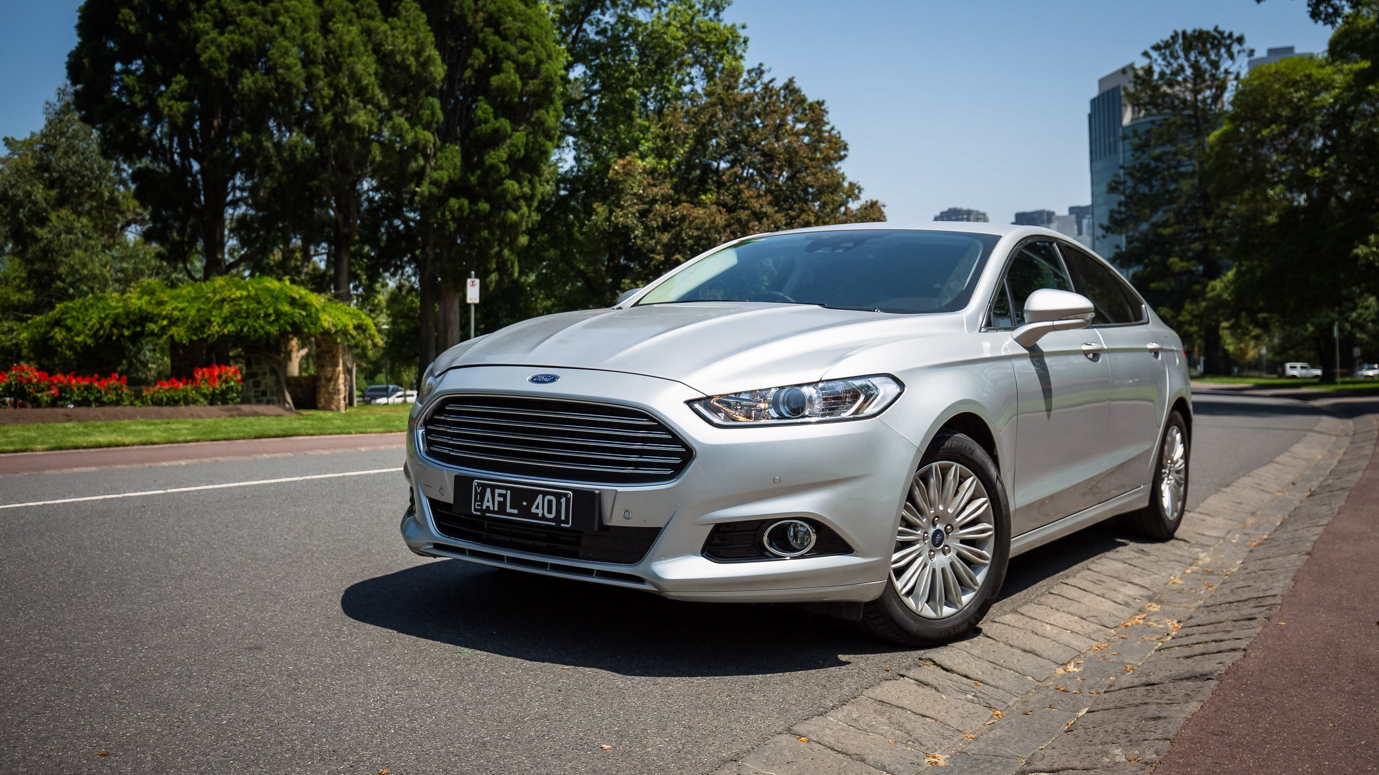 New 2016 Ford Mondeo Trend Review Photos Caradvice On This Month