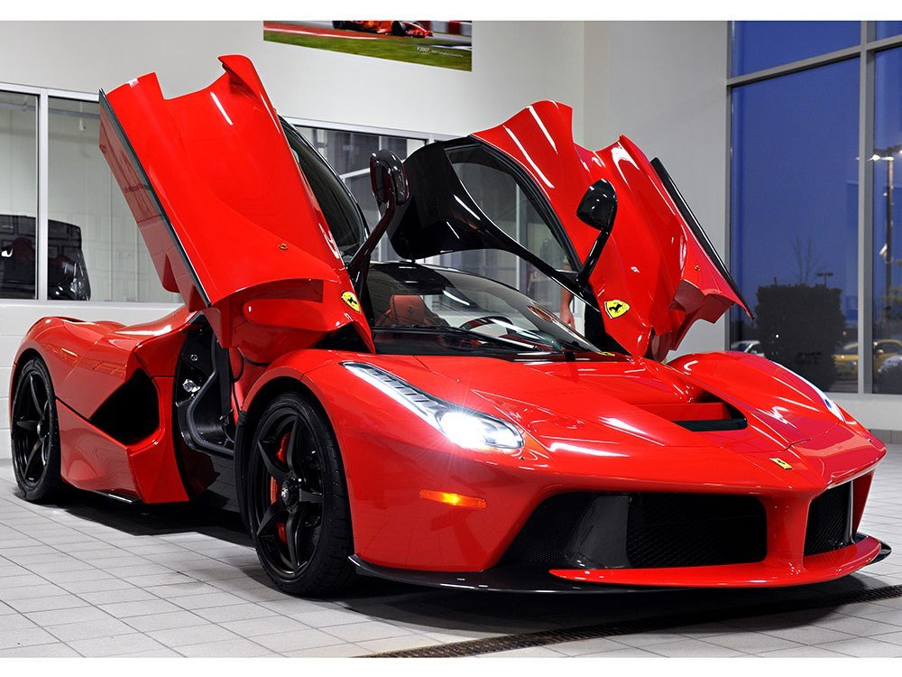 New How To Earn The Right To Buy Ferrari's Most Exclusive On This Month