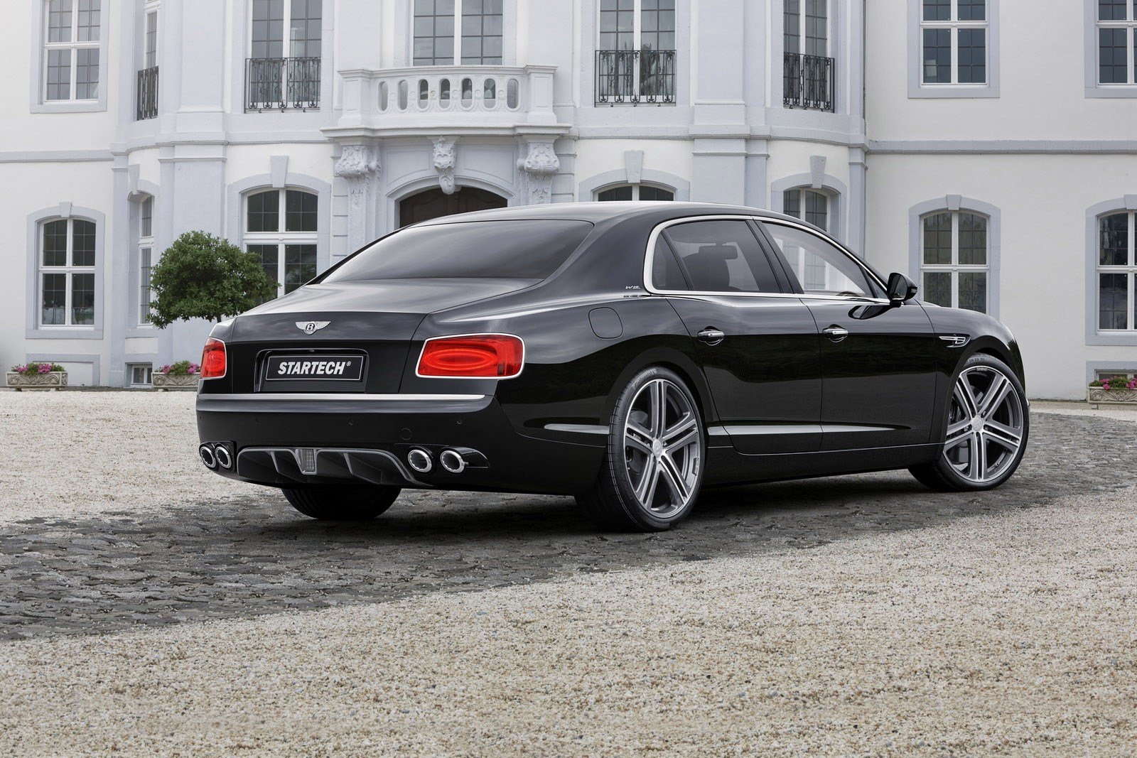 New Startech Debuts Two Bentley Projects In Frankfurt Starting On This Month