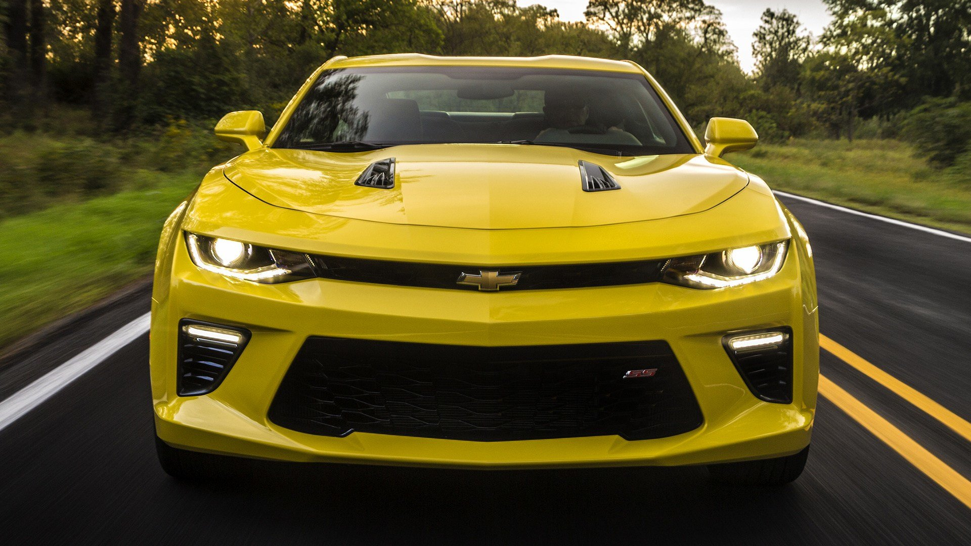 New 2016 Chevrolet Camaro Ss Wallpapers And Hd Images Car On This Month