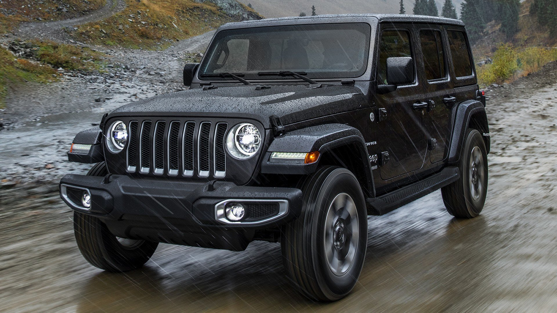 New 2018 Jeep Wrangler Unlimited Sahara Wallpapers And Hd On This Month