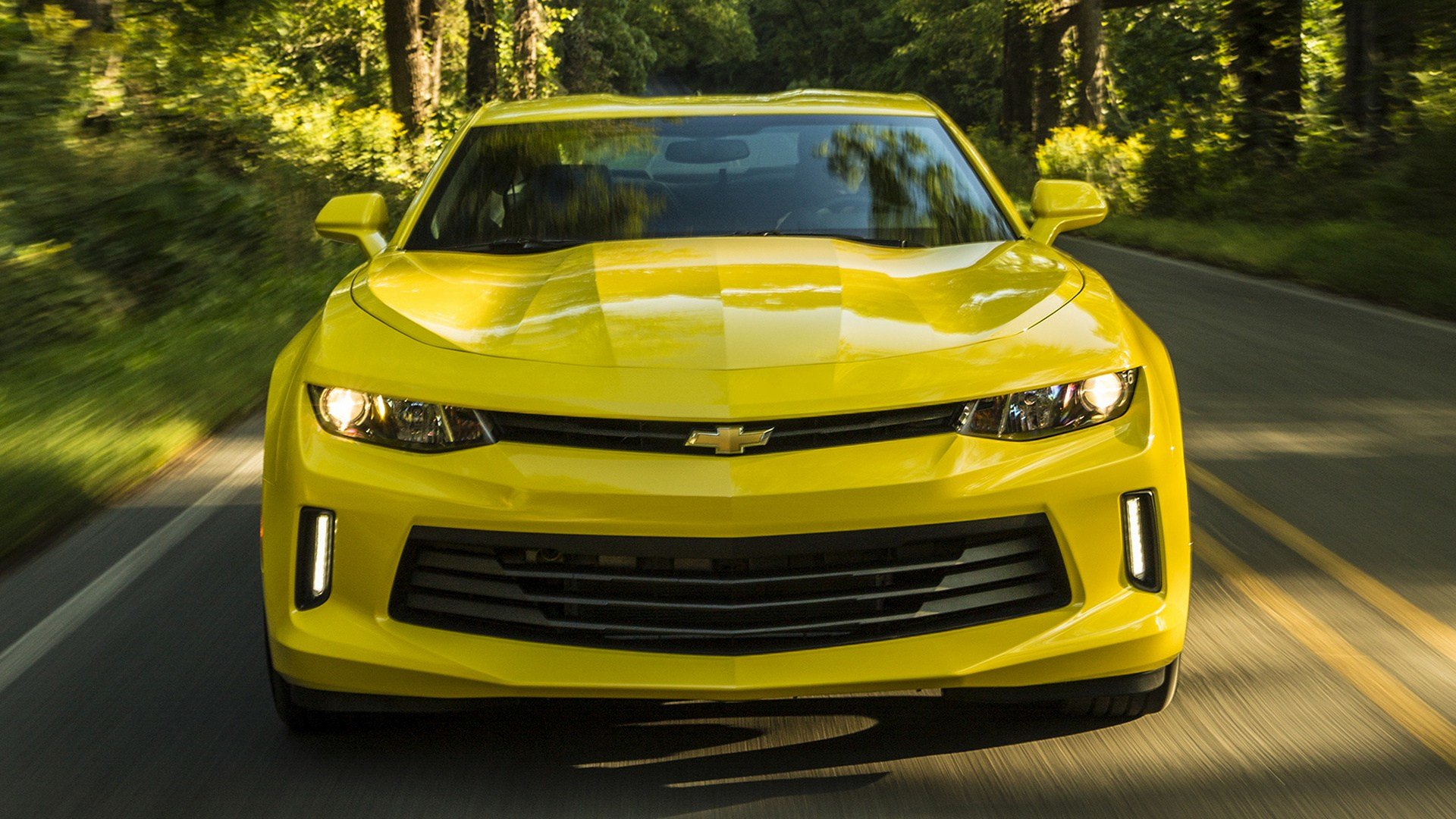 New Chevrolet Camaro 2016 Wallpapers And Hd Images Car Pixel On This Month