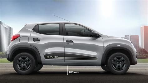New Kwid Small Cars With Good Ground Clearance Renault India On This Month