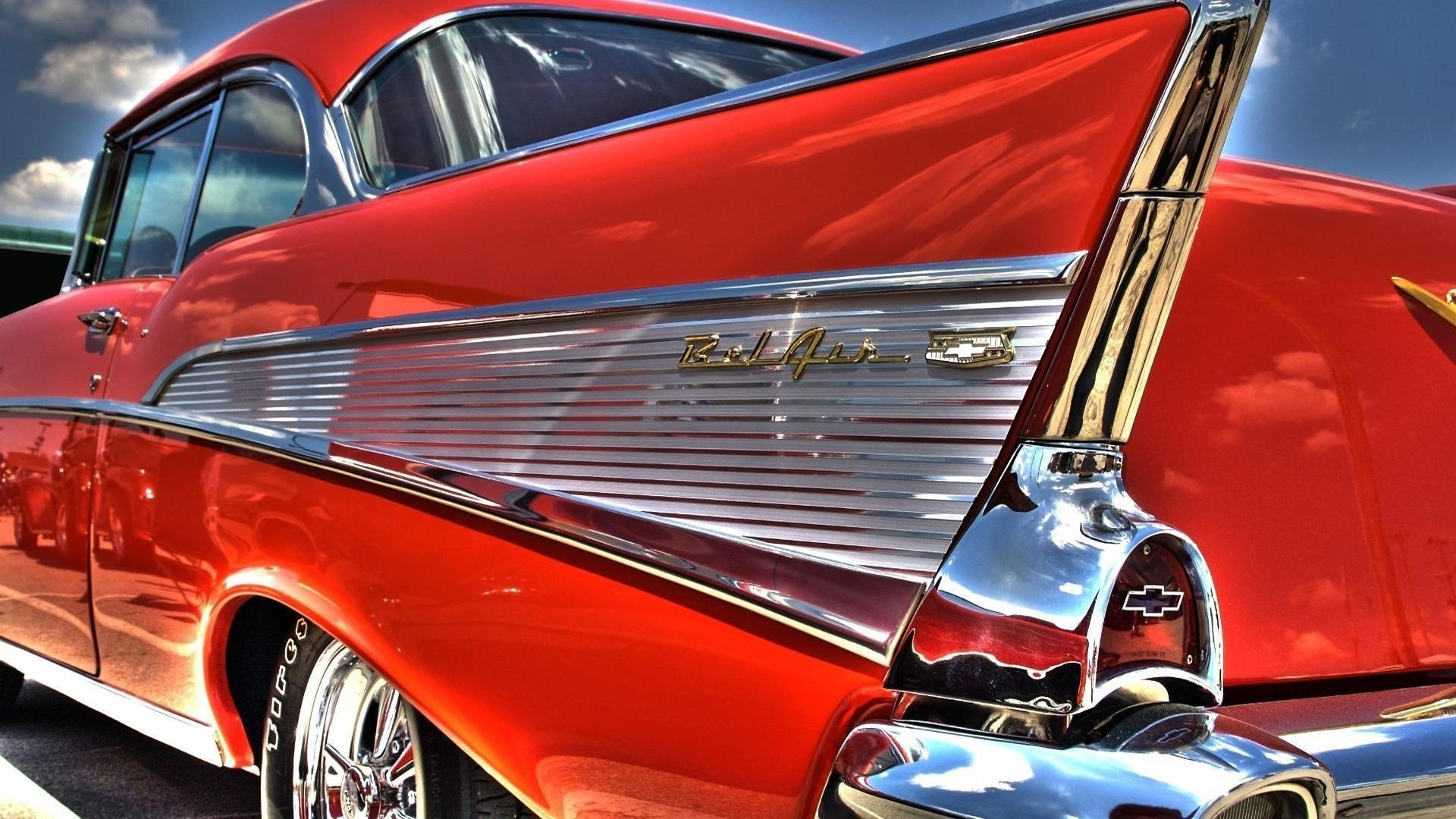 New 57 Chevy Wallpaper ·① Wallpapertag On This Month