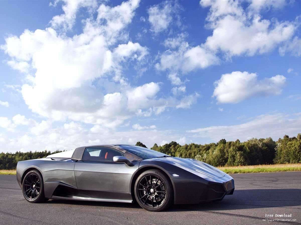 New Arrinera Supercar Hd Wallpaper 01 View On This Month