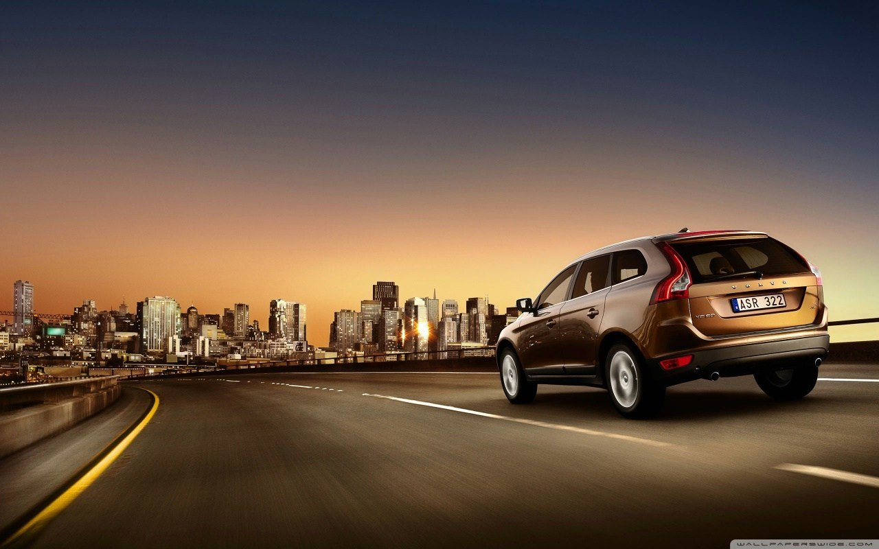 New Volvo Xc60 Hd Desktop Wallpaper High Definition On This Month