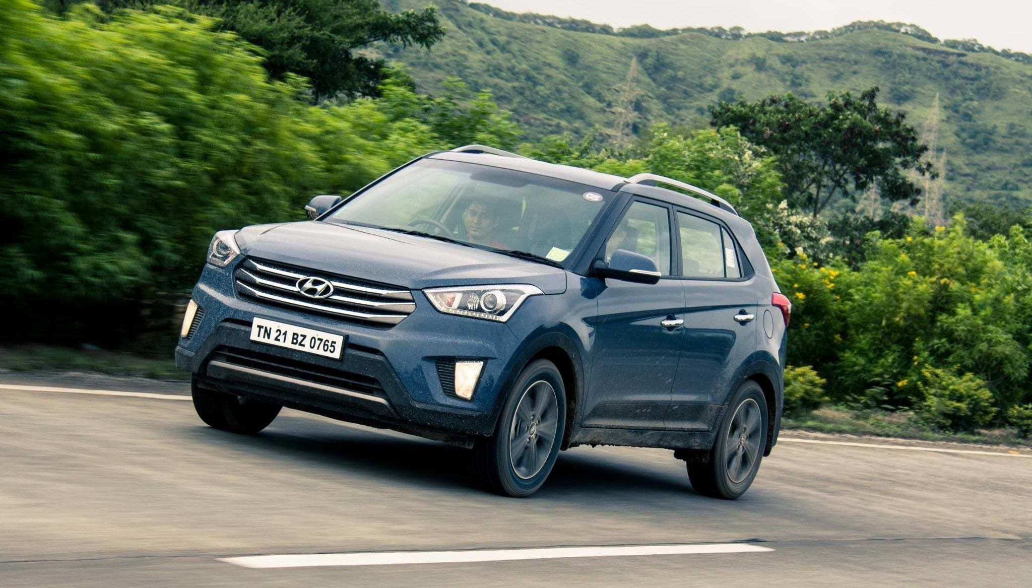 New Hyundai Creta Hd Wallpapers 7Wallpapers Net On This Month