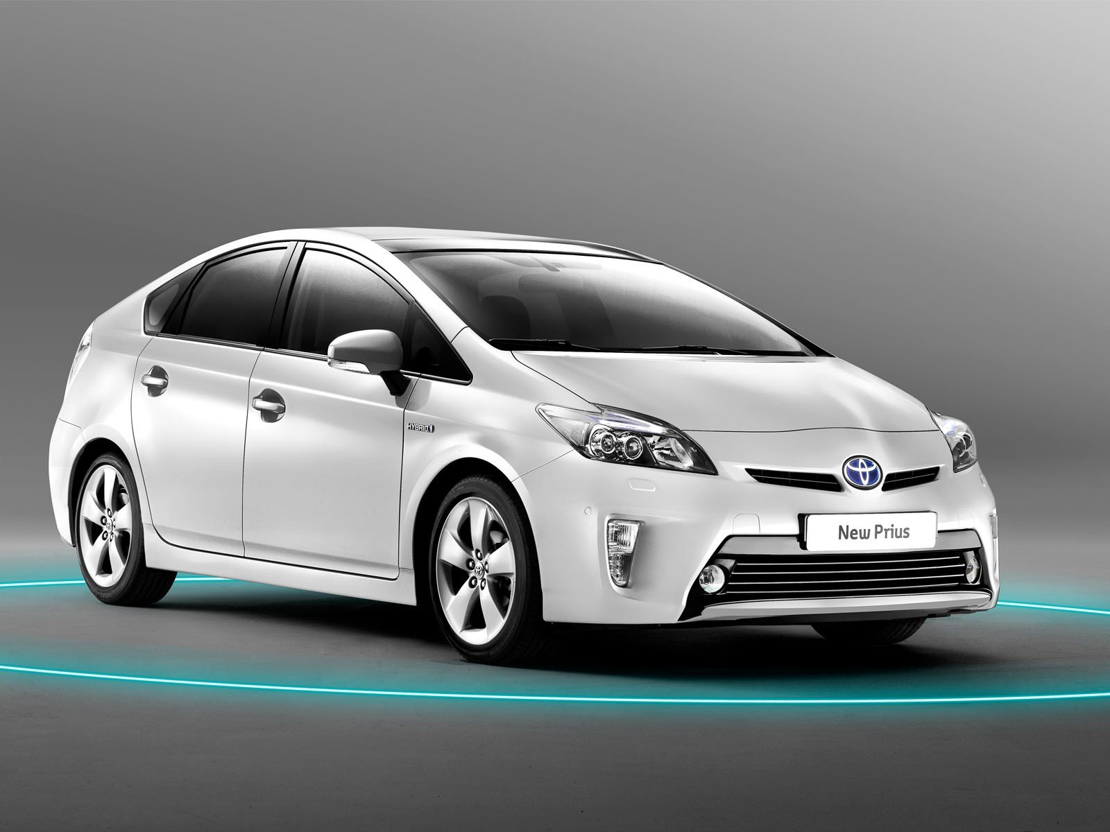 New Toyota Prius New Car 2013 Hd Wallpaper Download On This Month
