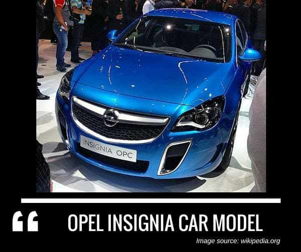 New All Opel Models Full List Of Opel Car Models Vehicles On This Month