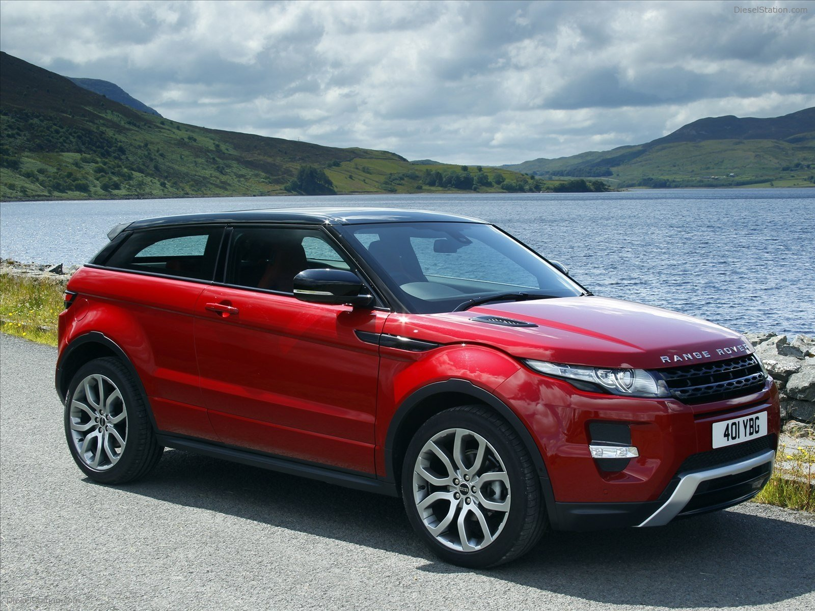 New Range Rover Evoque 2012 Exotic Car Wallpaper 27 Of 63 On This Month
