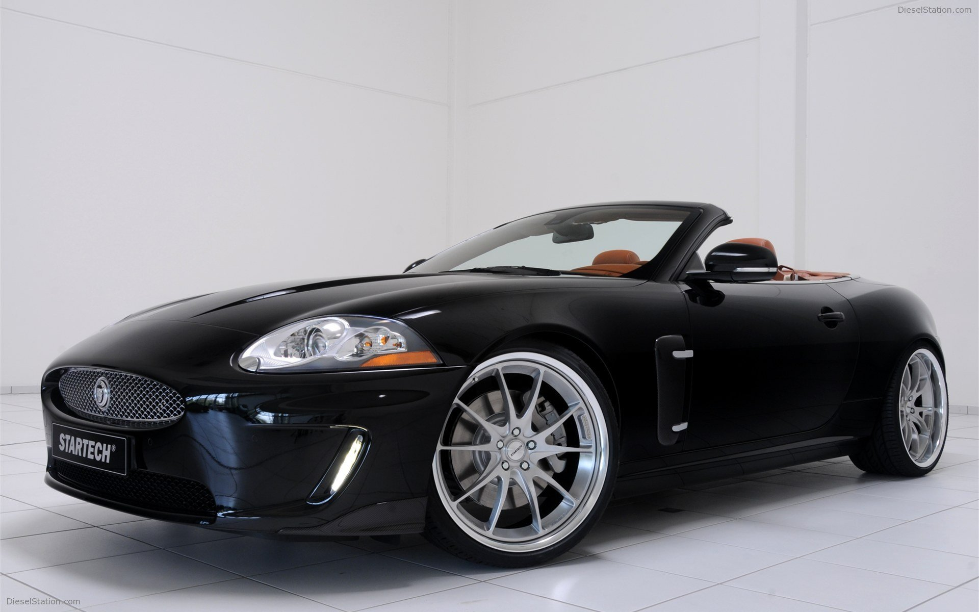 New Startech Jaguar Xk Xkr 2010 Widescreen Exotic Car Pictures On This Month