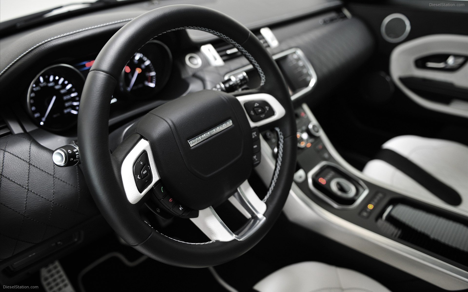 New Startech Range Rover Evoque 2011 Widescreen Exotic Car On This Month
