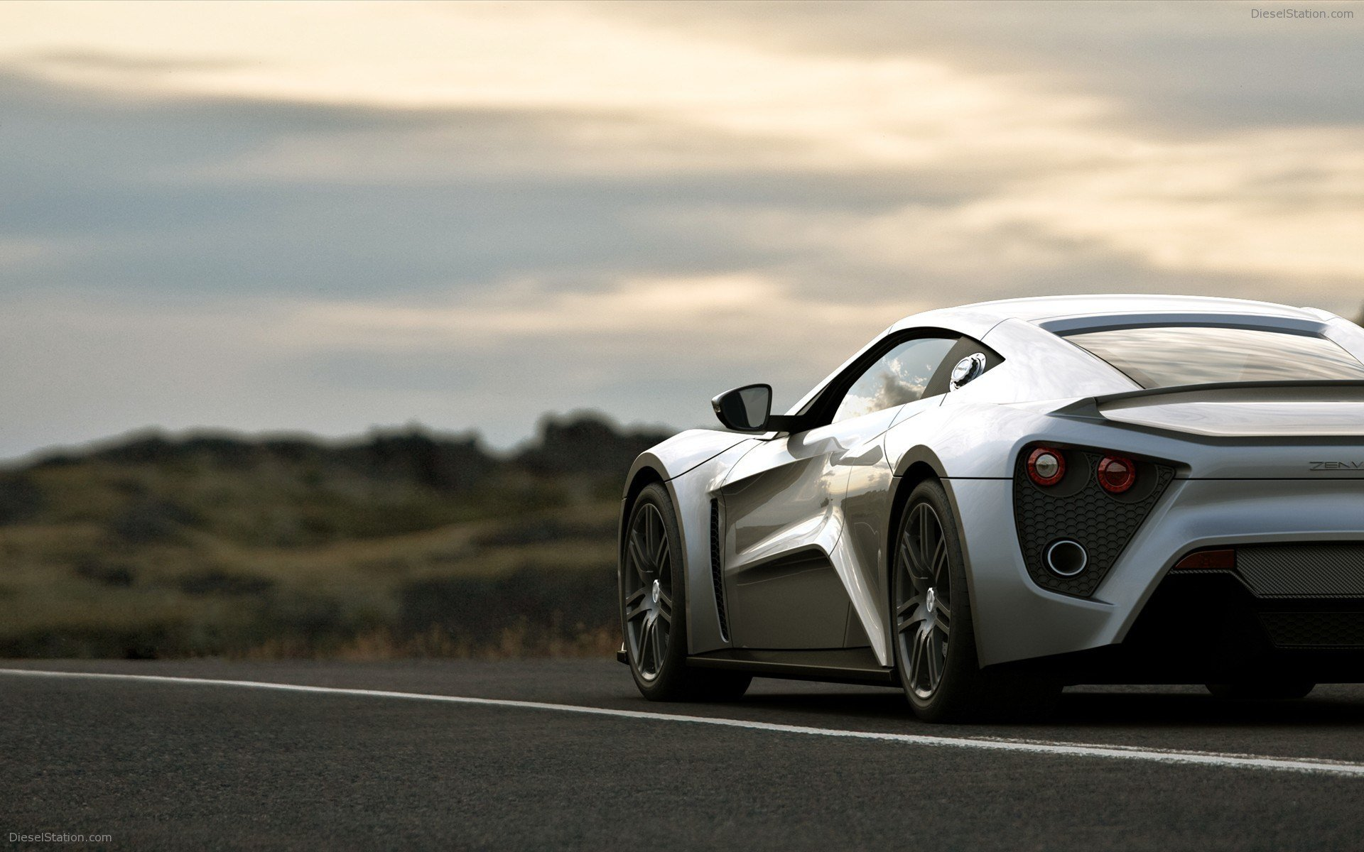 New Zenvo Devon St1 Widescreen Exotic Car Wallpapers 08 Of 74 On This Month