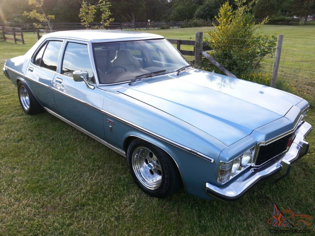 New Holden Hz Premier 1978 Classic Australian Muscle Car On This Month
